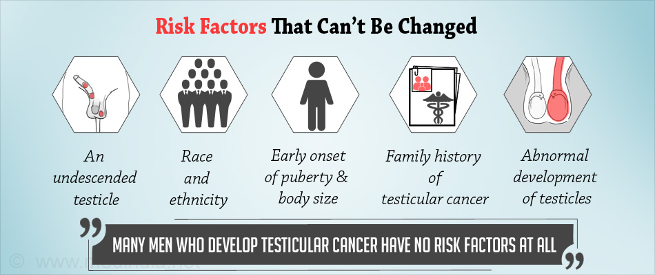 Testicular Cancer - Causes and Risk Factors