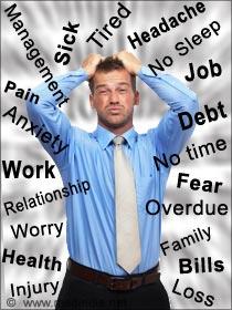 Life Stressors Chart