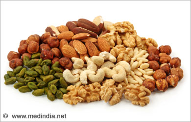 Health Benefits of Walnuts: Cashews, Almonds, and Other Nuts