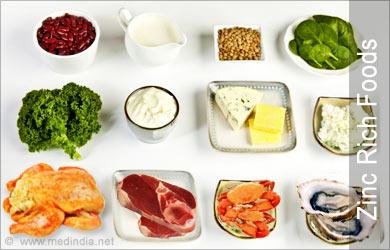 Foods High in Zinc  Zinc Rich Foods