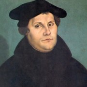 Martin Luther flat earth quotes