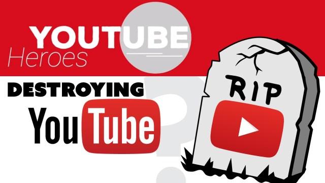 YouTube ''heroes''