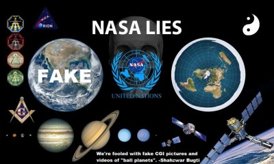 NASA lies cgi pictures