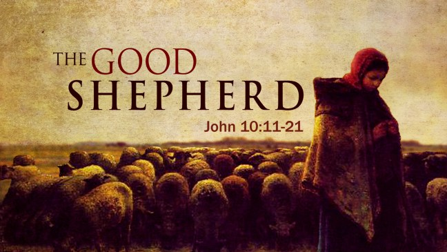 jesus is the good shepherd