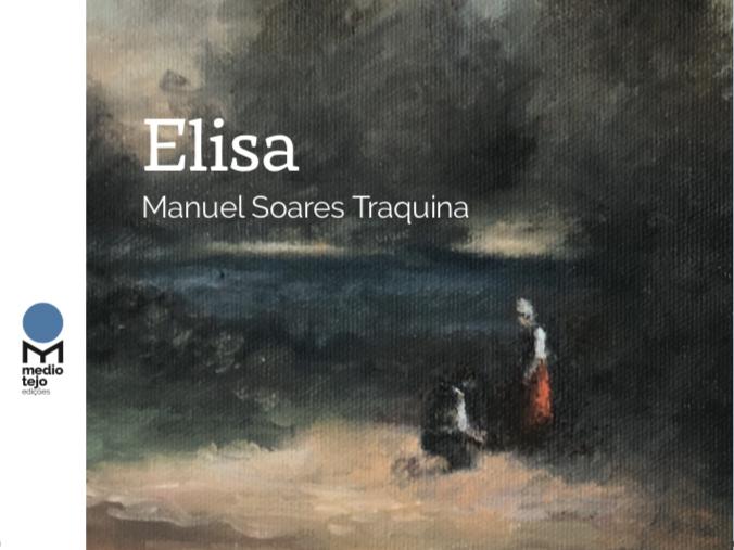 Quarto romance de Manuel Traquina será lançado a 30 de novembro, em Abrantes