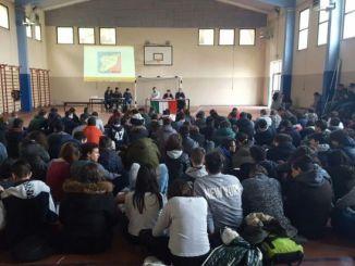 Blocco Studentesco cominciati lavori Ipsia, risolto problema riscaldamento