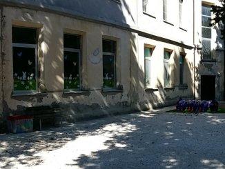 Scuola d'Infanzia di Bettona, riaperta dopo chiusura a causa terremoto