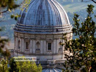 Todi, Luca Garai presenta, il Tempio della Consolazione e Leonardo Da Vinci