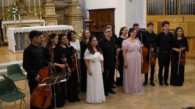 Massa Martana, successo del concerto di chiusura del Campus estivo