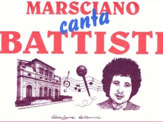 """Giovedì 25 ottobre al teatro Concordia """"Marsciano canta Battisti"""""""