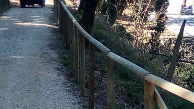 Riapertura percorso pedonale Porta Orvietana a Todi