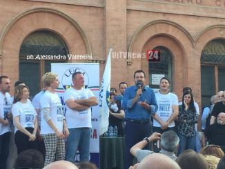 Salvini, pulizia anche a Marsciano, Caparvi, candidato presidente Regione sarà Lega