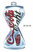 Produits régimes: coca-cola-light