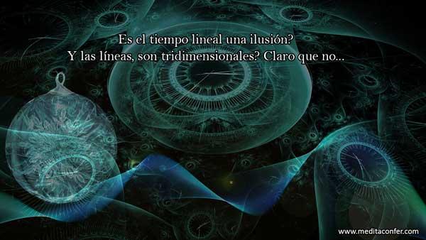 Tiempo Lineal: ¿Real of Ficticio?