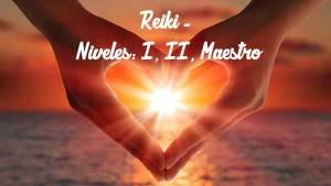Manual Reiki I, II, III