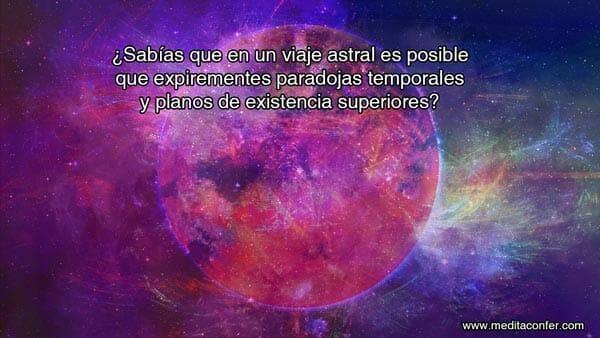 La muerte del ego se puede experimentar visitando un plano superior de existencia.