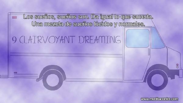 Los sueños sueños son.