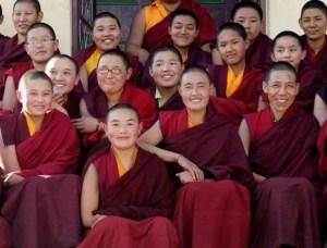 monache-buddhiste