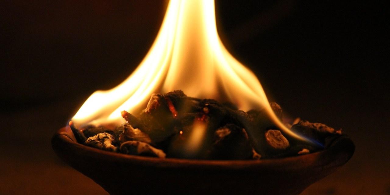 מדיטציית טיהור עם אש