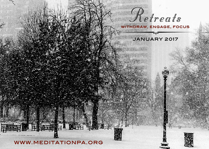 Inner Peace Meditation Retreat