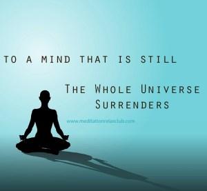 still mind buddha