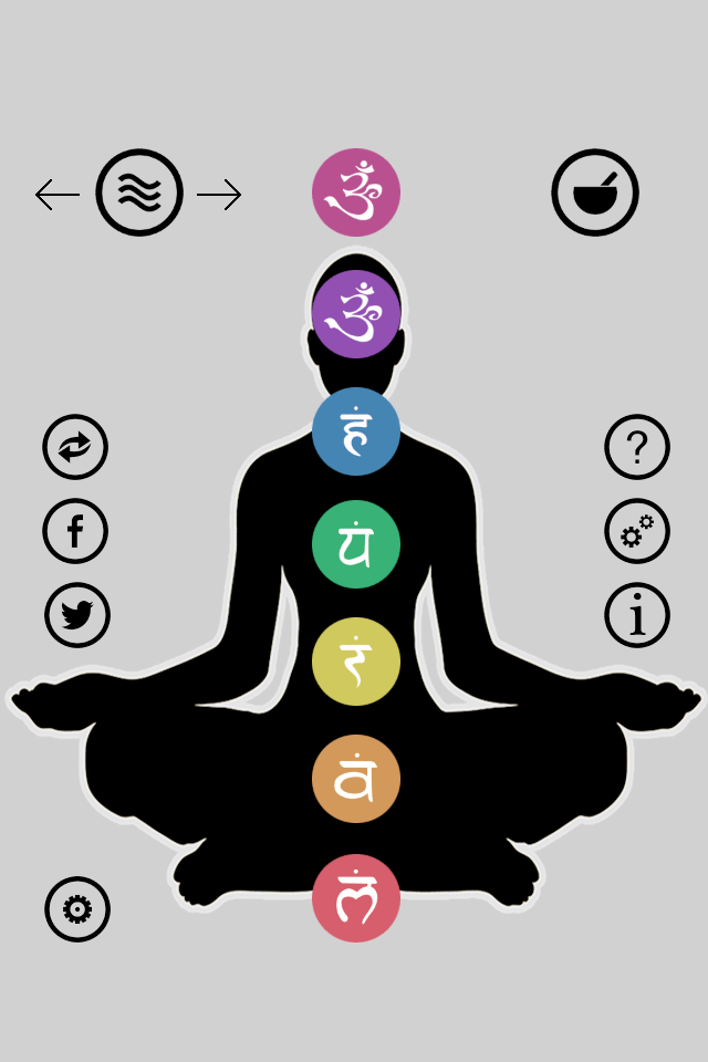 Chakra Meditation Balancing: One of the Best FREE Music Apps for