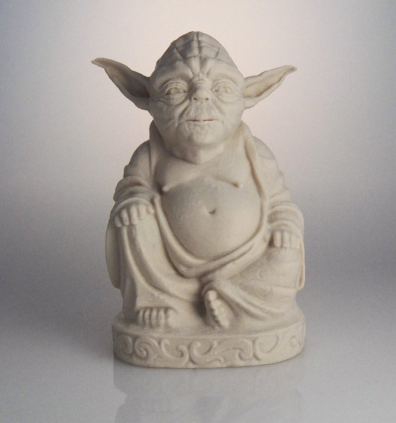Meditation Gift Star Wars Fanatic