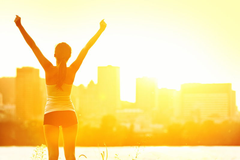 Steps To Boosting Your Mood And Thinking Positive