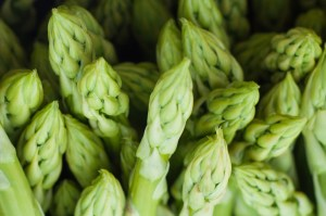 Asparagus - green veg