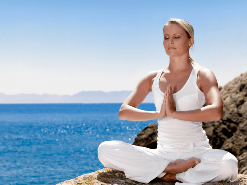 The 5 Most Relaxing Playlists For Yoga And Meditation