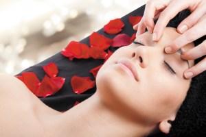 face mask, facial, spa treatment