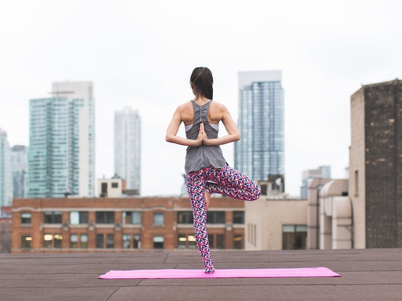 How Yoga Helps You Lose Weight