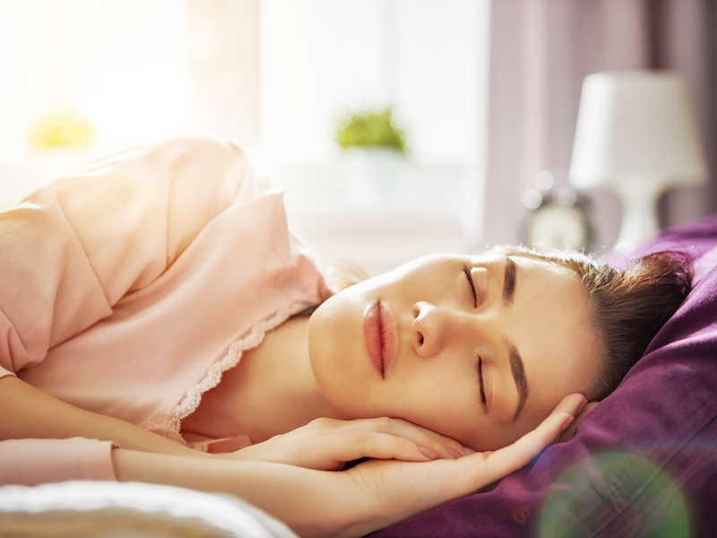 Six Steps to Follow to Fall Asleep in Two Minutes