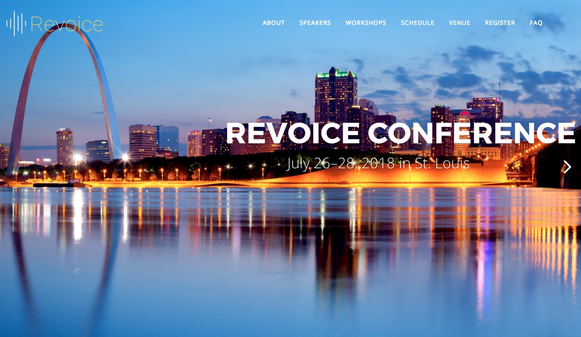 The Revoice Conference is a conference for LGBT+ Christians who adhere to the traditional sexual ethic of Scripture