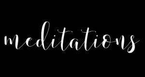 Meditations of a Traveling Nun logo