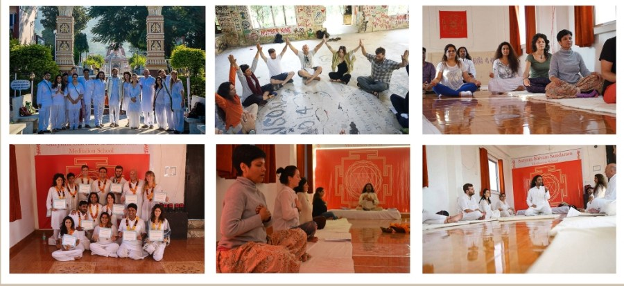 Meditation Teacher Training Program With Shiva Girish
