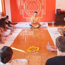 Chakra Energy Introduction Session At Satyam Shivam Sundaram Meditation School