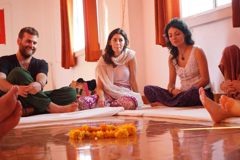 Meditation Teacher Training Satyam Shivam Sundaram Meditation School Rishikesh Goa India Meditation Teacher Shiva Girish Reiki Healing Dev Om