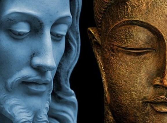 Cristo e Buddha