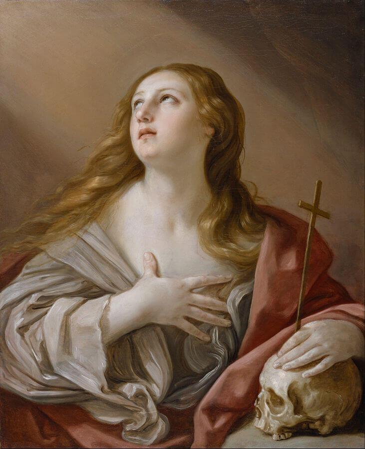 Maria Maddalena e l'Aura Solare