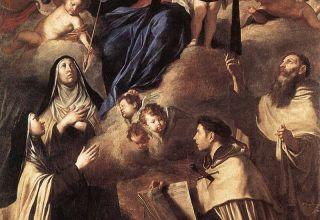La Vergine del Monte Carmelo 1
