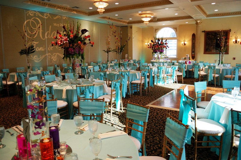 Reception Ballrooms  Mediterranean Villa
