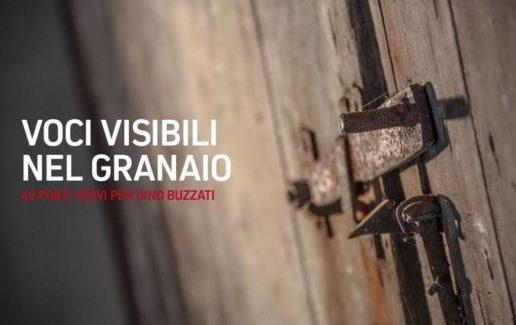 Visioni Visibili nel Granaio. 42 poeti visivi per Dino Buzzati