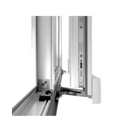 Monorail o alzante scorrevole
