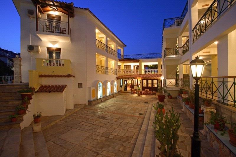 Hotel IONIA HOTEL  SPORADI  Skopelos  Skopelos