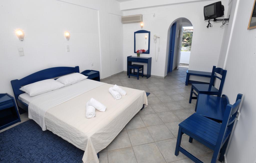 Hotel LAGADA BEACH HOTEL  CICLADI  Milos  Adamas