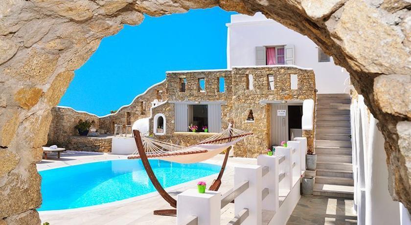 Hotel PAOLAS TOWN  CICLADI  Mykonos  Mykonos