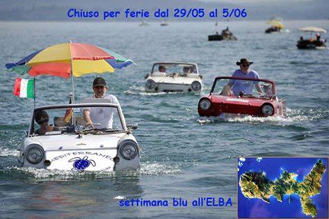 Isola D'Elba 2016