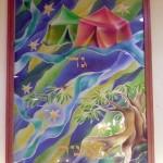 שלטי הנצחה מזכוכית בהתזת חול