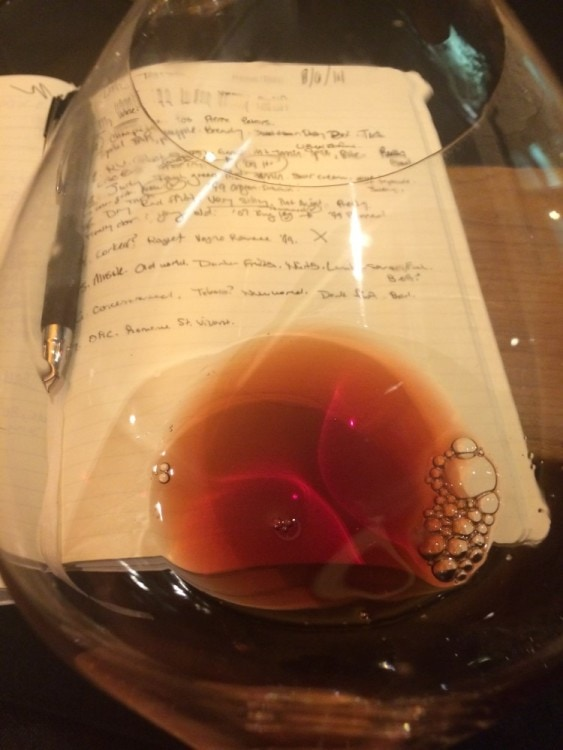 © 2015 Medium Plus LLC - Red Wine Tasting, Podcast: Tasting Demo #2, and a Candid Interview